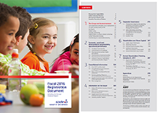Sodexo Fiscal 2016 Registration Document