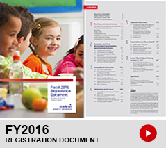 FY2015 Sodexo Annual Report (PDF, 1.38 Mb, new window)